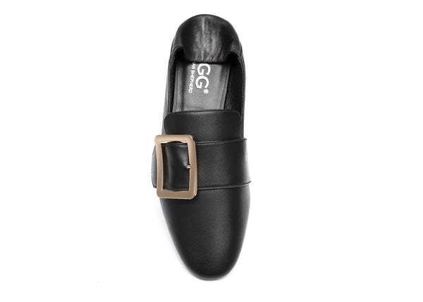 UGG Boots - AS UGG Squale Buckle Loafer Sally #522019