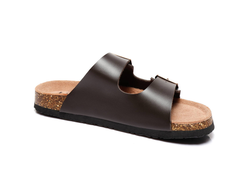 AS UGG Summer Unisex Beach Slip-on Flats Scandals Mick