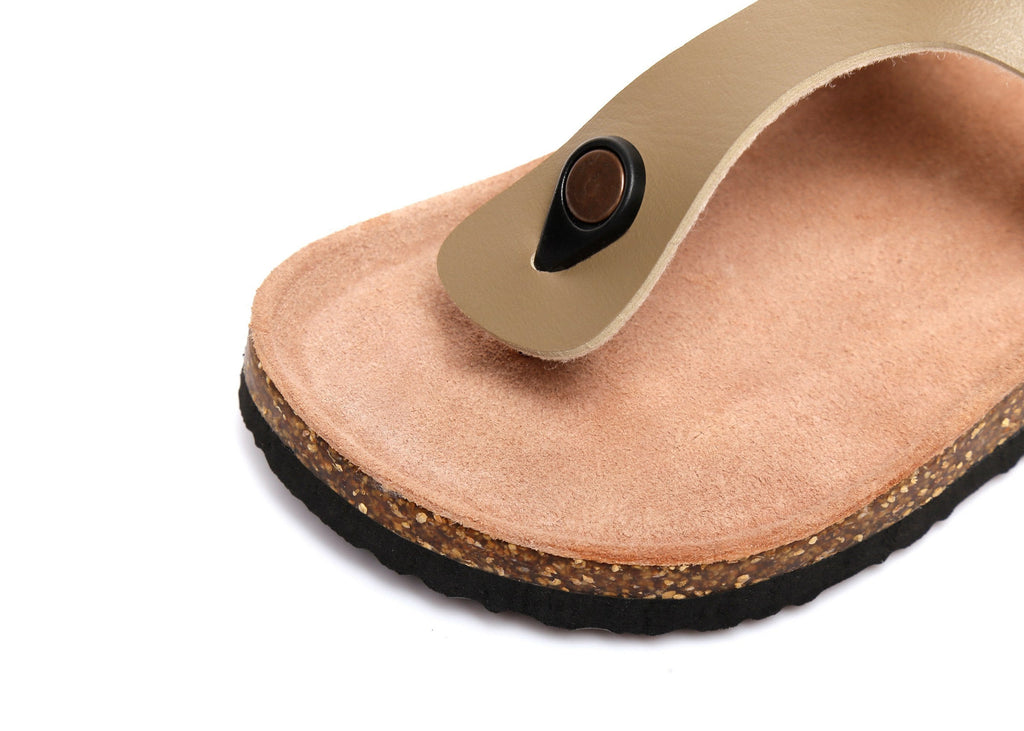 AS UGG Summer Unisex Beach Slip-on Flats Slides Beck #525005