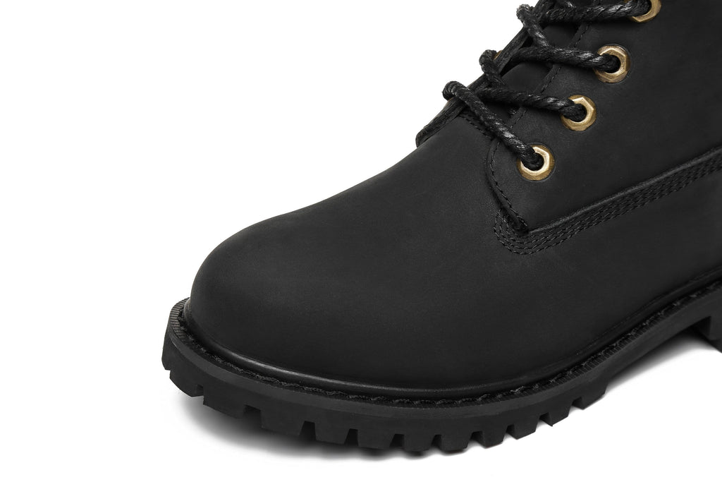 UGG Boots - AS UGG Unisex Double Collar Boot Hiki