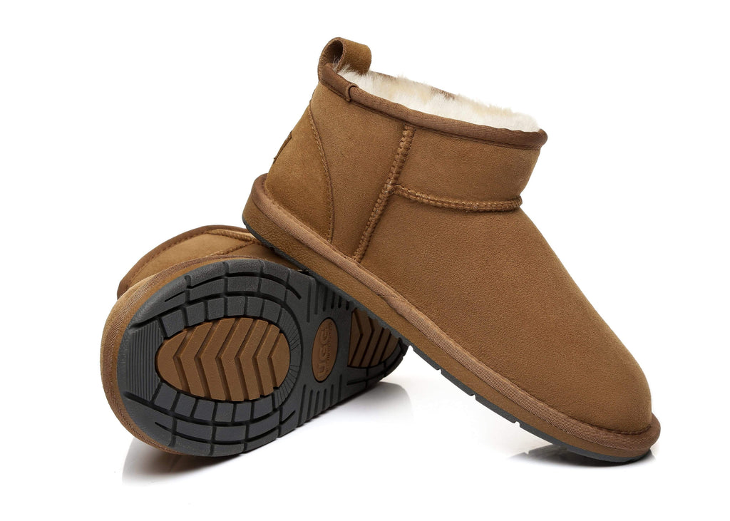 UGG Boots - AS UGG Unisex Mini Classic Boots Terry