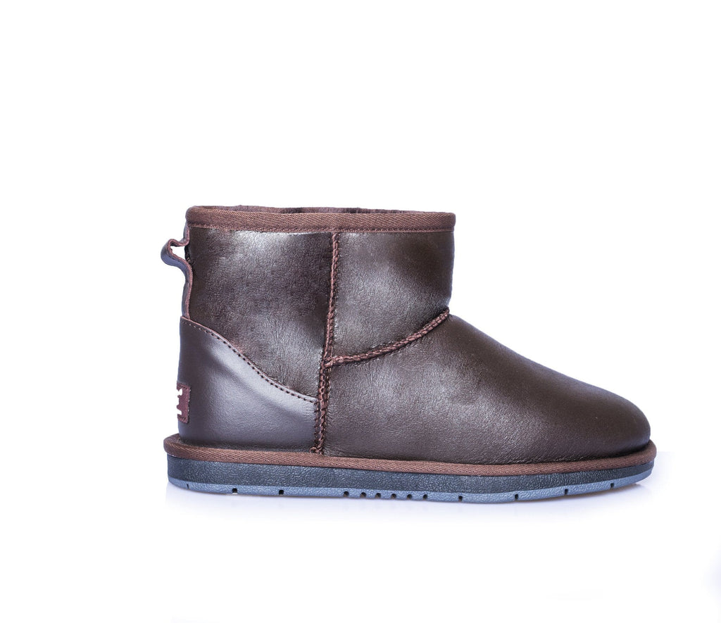 UGG Boots - AS UGG Unisex Mini Classic Nappa Boots #15701