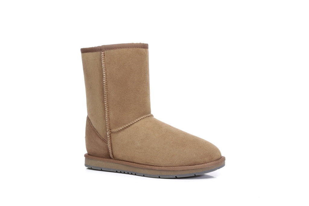 UGG Boots - AS UGG Unisex Short Classic Boots #15801 (7187628935)