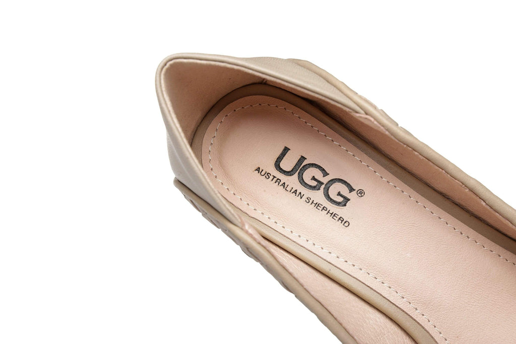 UGG Boots - AS UGG Women Heels Anaya