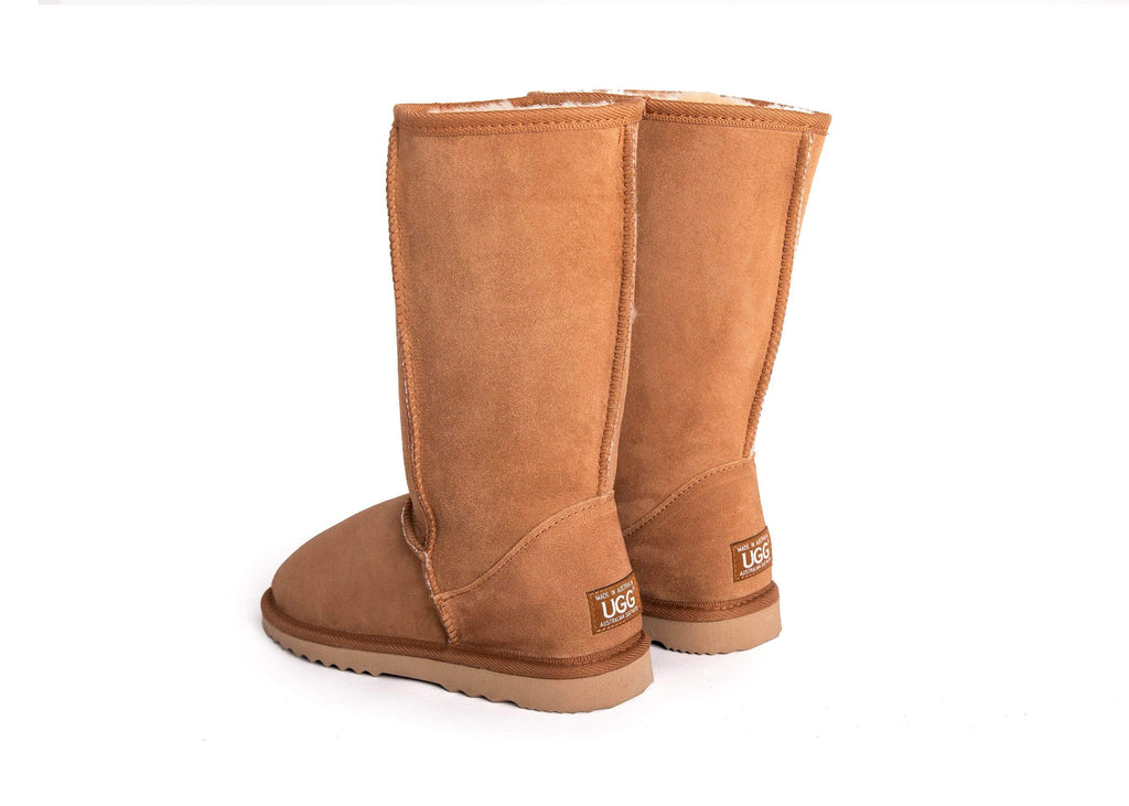 UGG Boots - AS Unisex Tall Classic Australian Made Ugg Boots