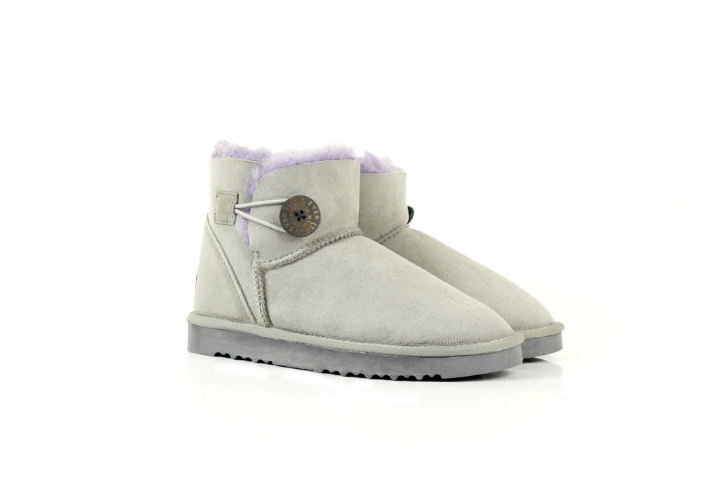 Australian Made Mini button fruit UGG Boots #12758-Clearance