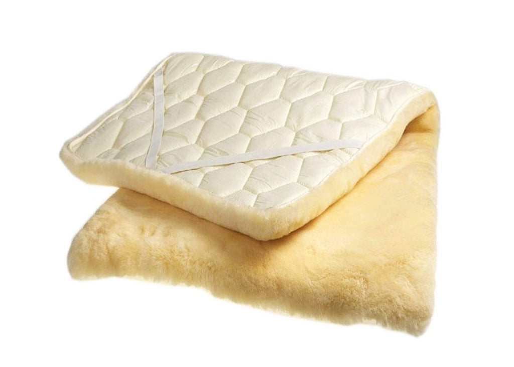 UGG Boots - Cozy Natural Australian Lambskin Cot Liner