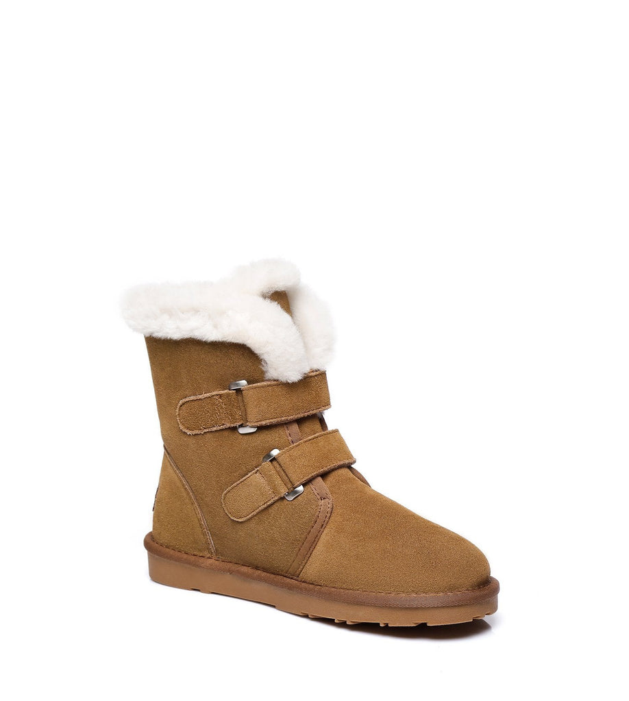 UGG Boots - Ever UGG Buckle Boots Nordic #21566
