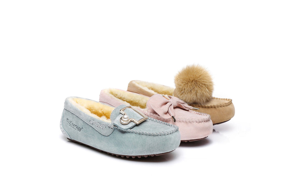 Ever UGG Clover Moccasin #322012 (2294165340218)