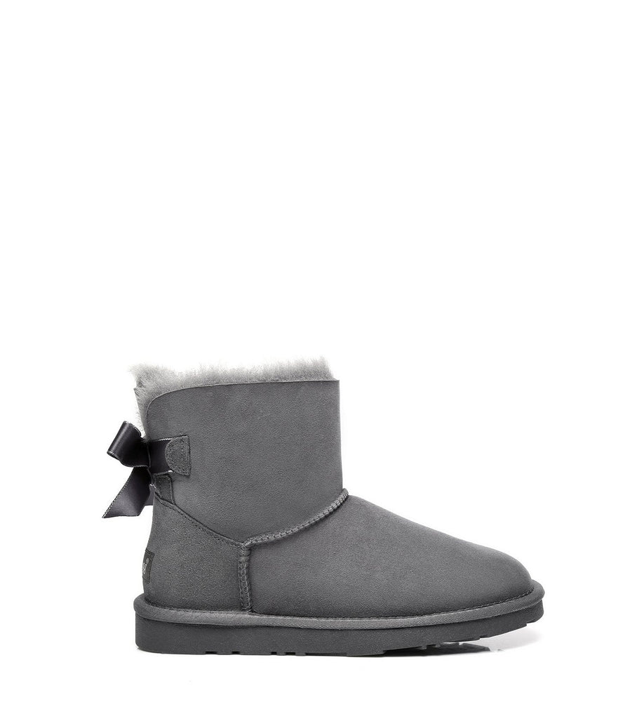 UGG Boots - Ever UGG Effie,Mini Ladies Bailey Bow Boots #21591 (2275397894202)
