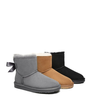 UGG Boots - Ever UGG Effie,Mini Ladies Bailey Bow Boots #21591