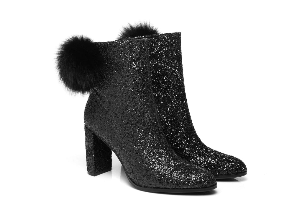 Ever UGG Glitter High Heel Sisley #11554