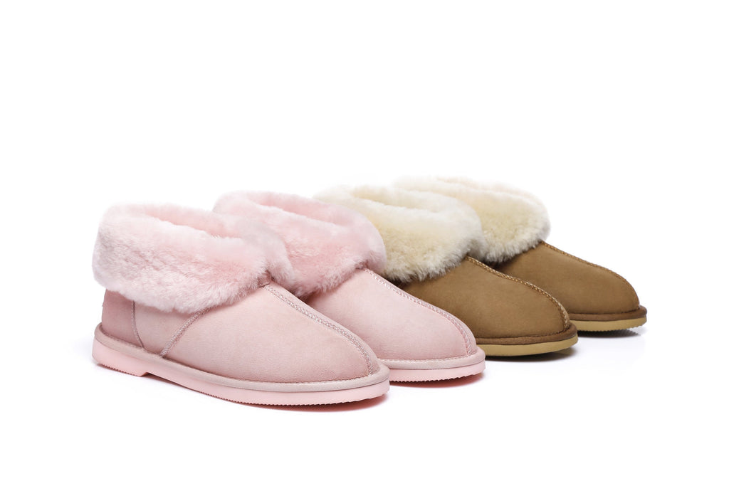 EVER UGG Kids Mallow Slippers #11612 (580874534970)