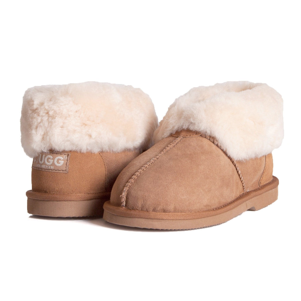 UGG Boots - EVER UGG Kids Mallow Slippers #11612 (580874534970)