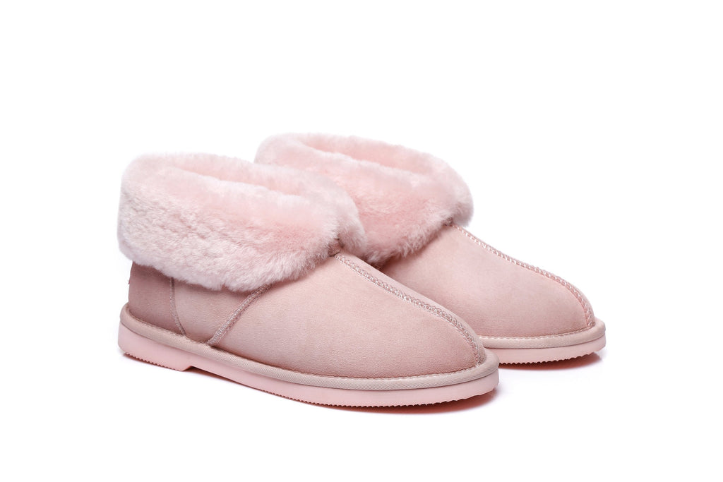 EVER UGG Mallow Slippers #11612 (7207295815)
