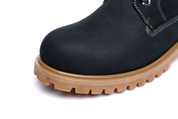 UGG Boots - Ever UGG Mens Nubuck Leather Boots  Angus #11994