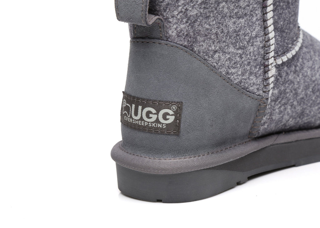 UGG Boots - Ever UGG Mini Ankle Boots May #111002