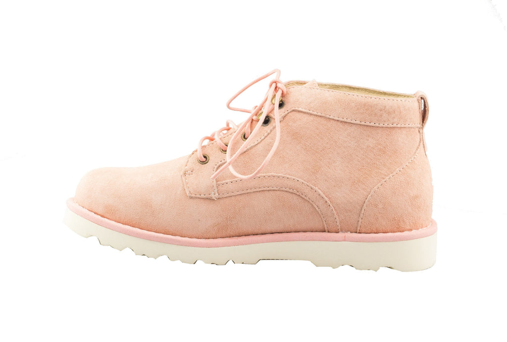 UGG Boots - Ever UGG Mini Boots Ladies Treadlite Lace Up Shoes Lucia #11699 (43561222163)