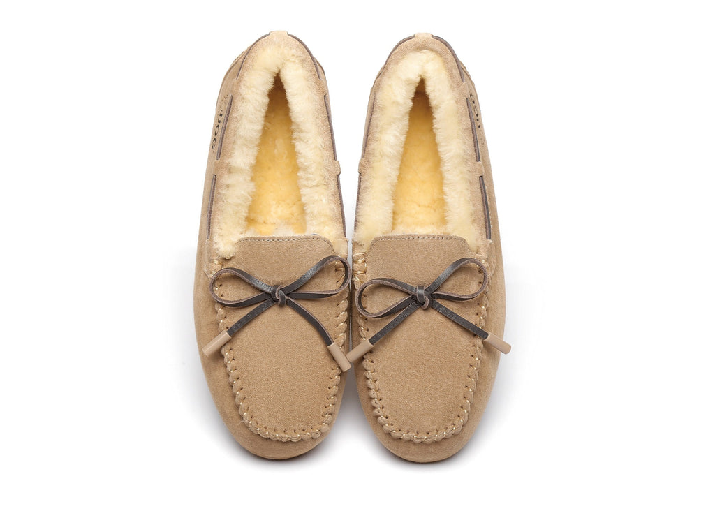 Ever UGG Miracle Mens big size Moccasin #11682