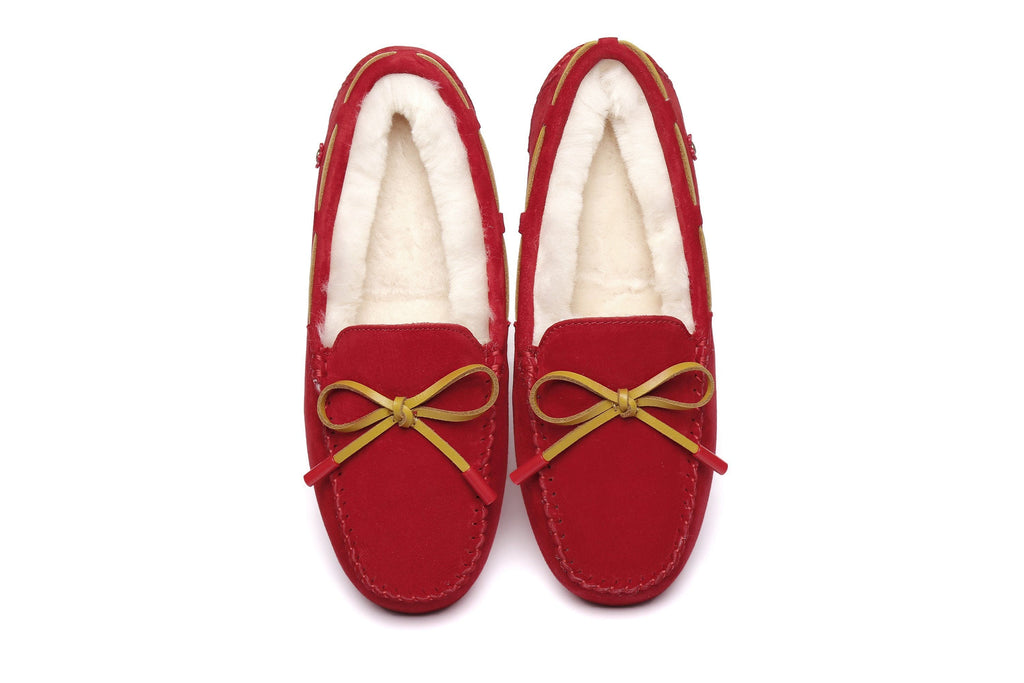 Ever UGG Miracle Moccasin with Special Flower Fragrance