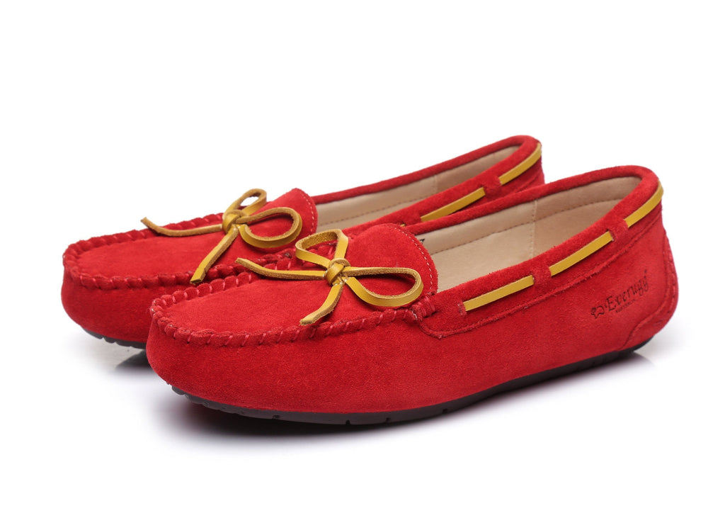 Ever UGG Women Lace Summer Moccasin