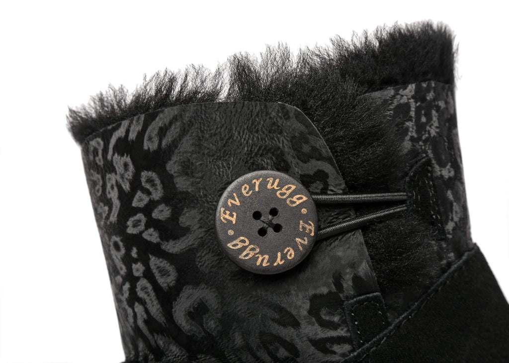 UGG Boots - Everugg Mini Button Boots