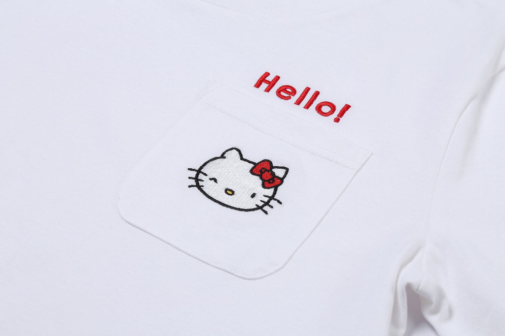 Hello Kitty T-shirt  #888010 (2492607594554)