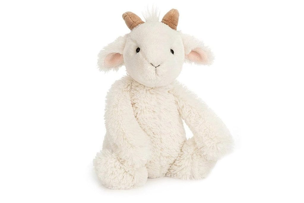 Jellycat Bashful Goat Medium (4267430248506)