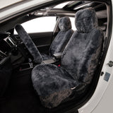 Sheepskin Twin Car Seat Cover #9988007