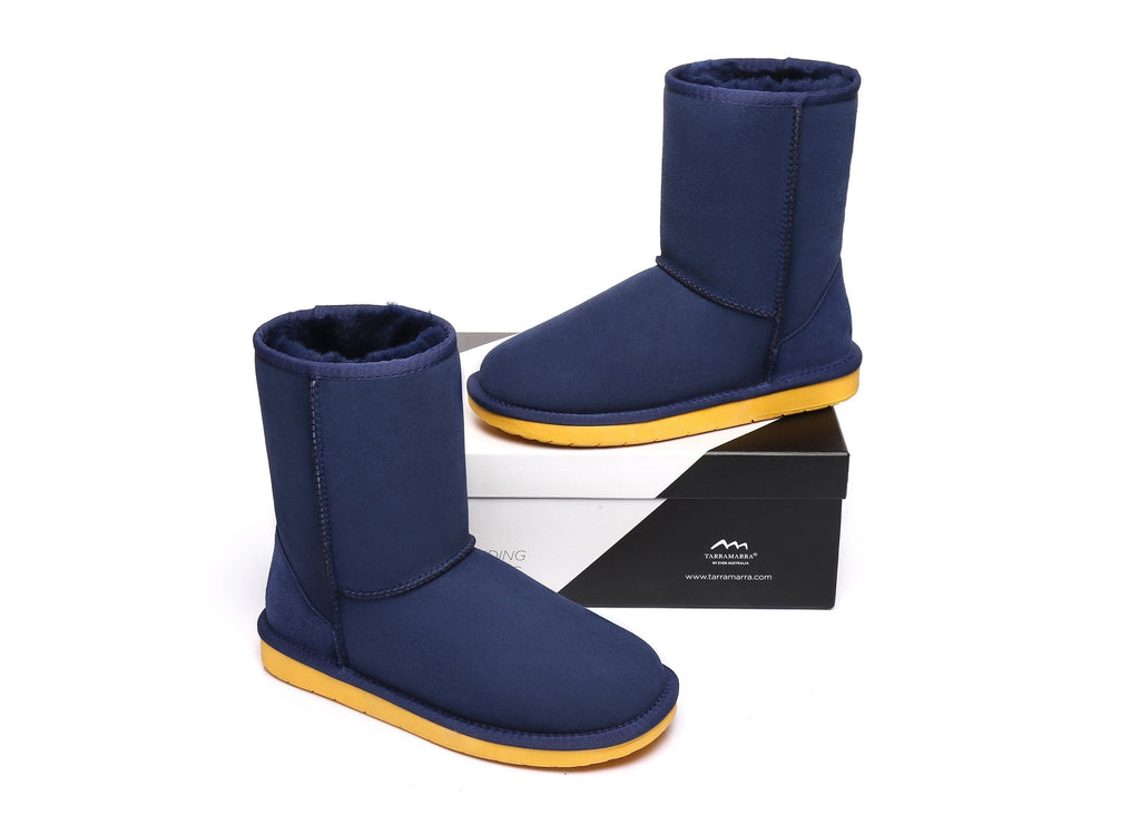 TA Cancer Council Short Classic Boots (4396719243322)