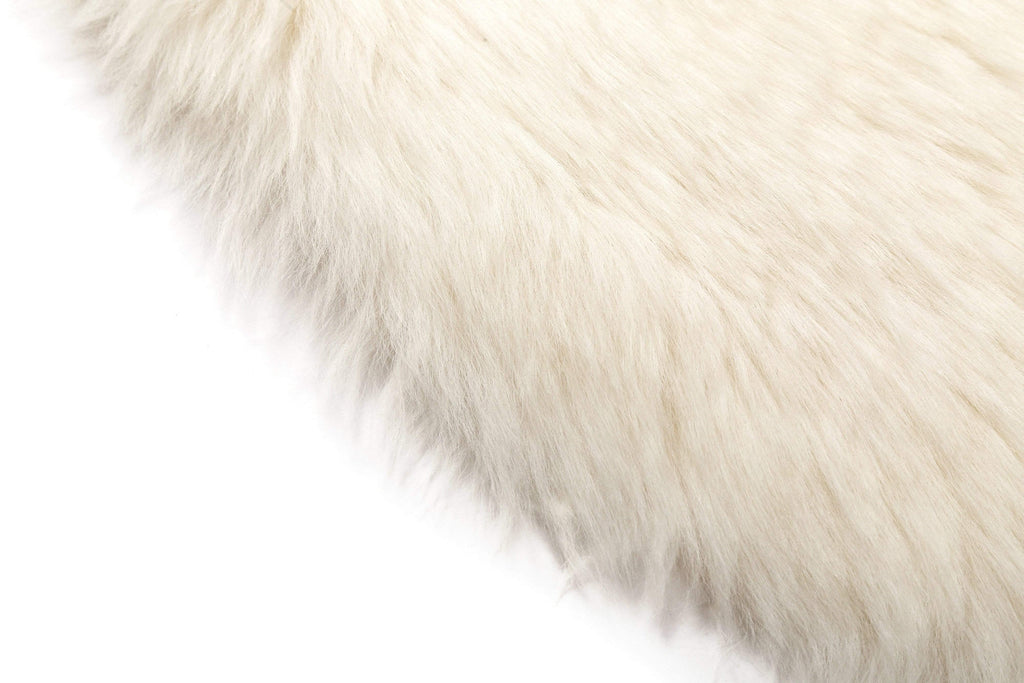 UGG Boots - TA Premium Australian Sheepskin Single Long Wool Rugs 115cm