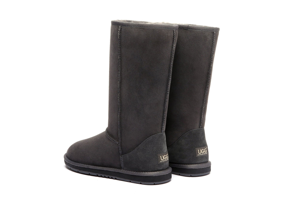 UGG Boots Australia Premium Double Face Sheepskin Tall Classic Water Resistant #15901 (10762414163)