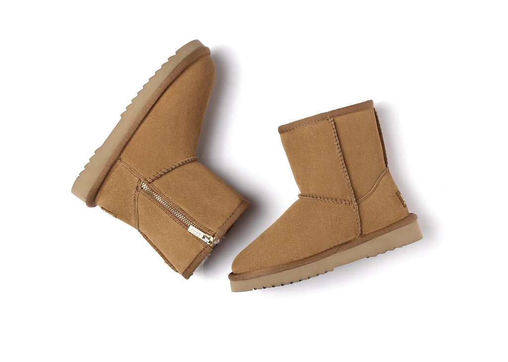 UGG Kids Short Zipper (4314072154170)