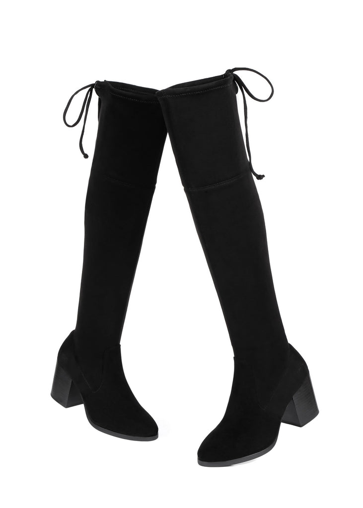 UGG Ladies Knee-High Tall Boots Chanda (4266605477946)