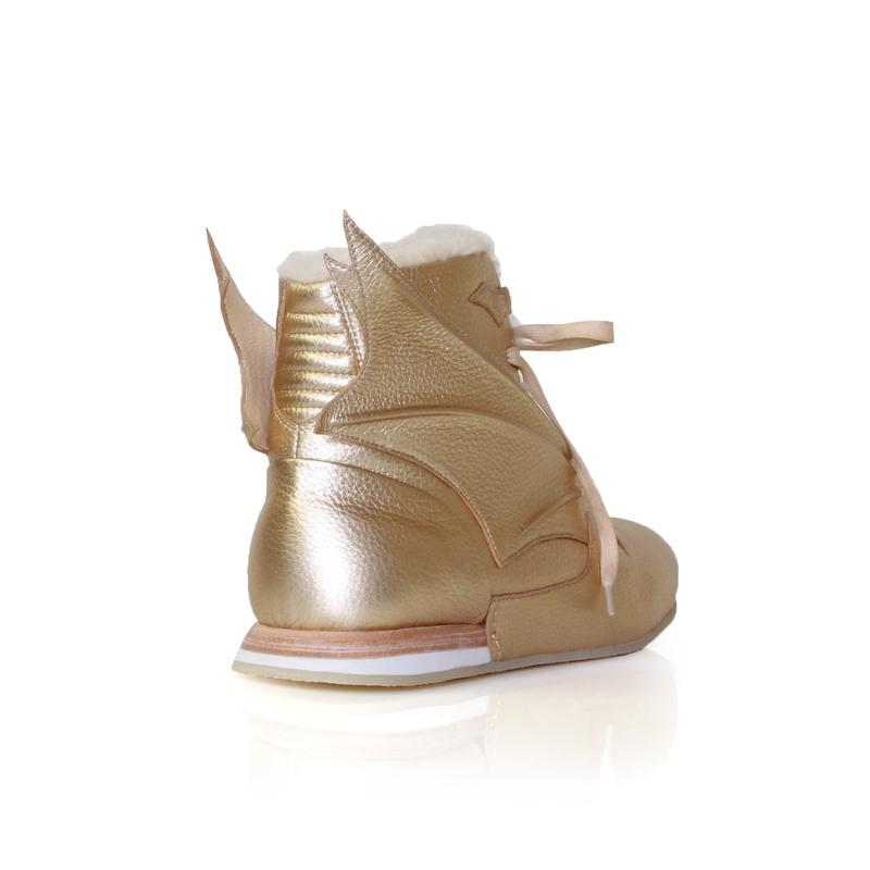 Unisex Cool Design Boots The Wings (4402737872954)