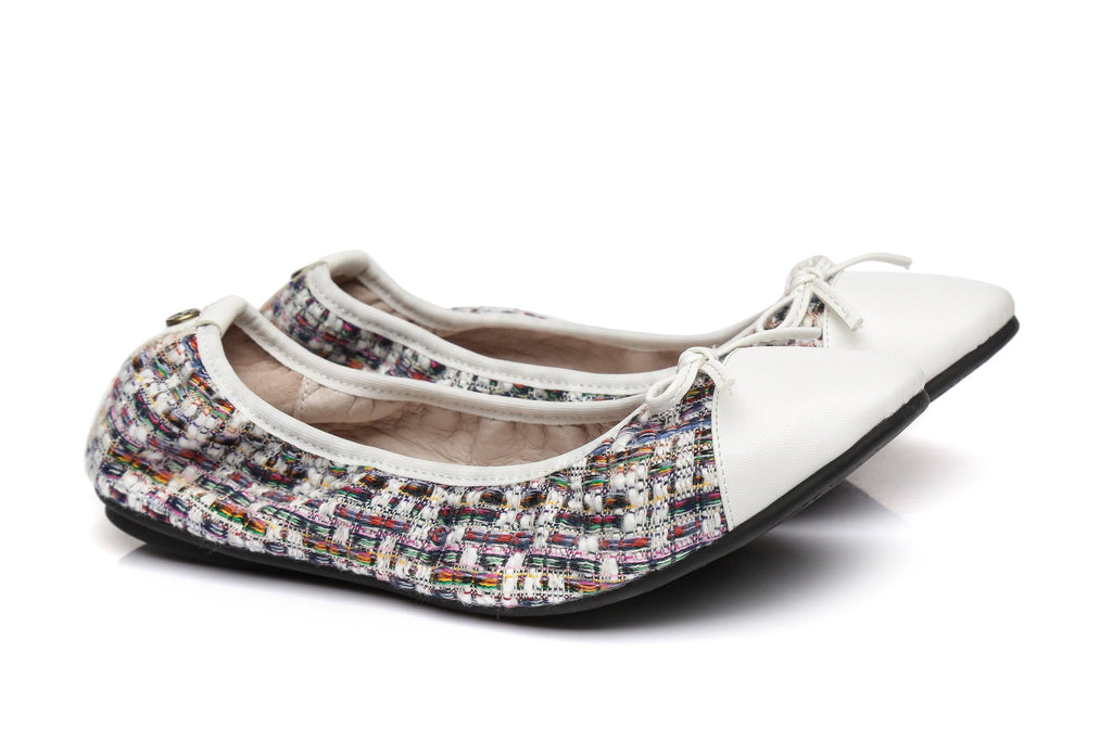 Women Flat Ballet Quicheshoes Vicky (4379453095994)