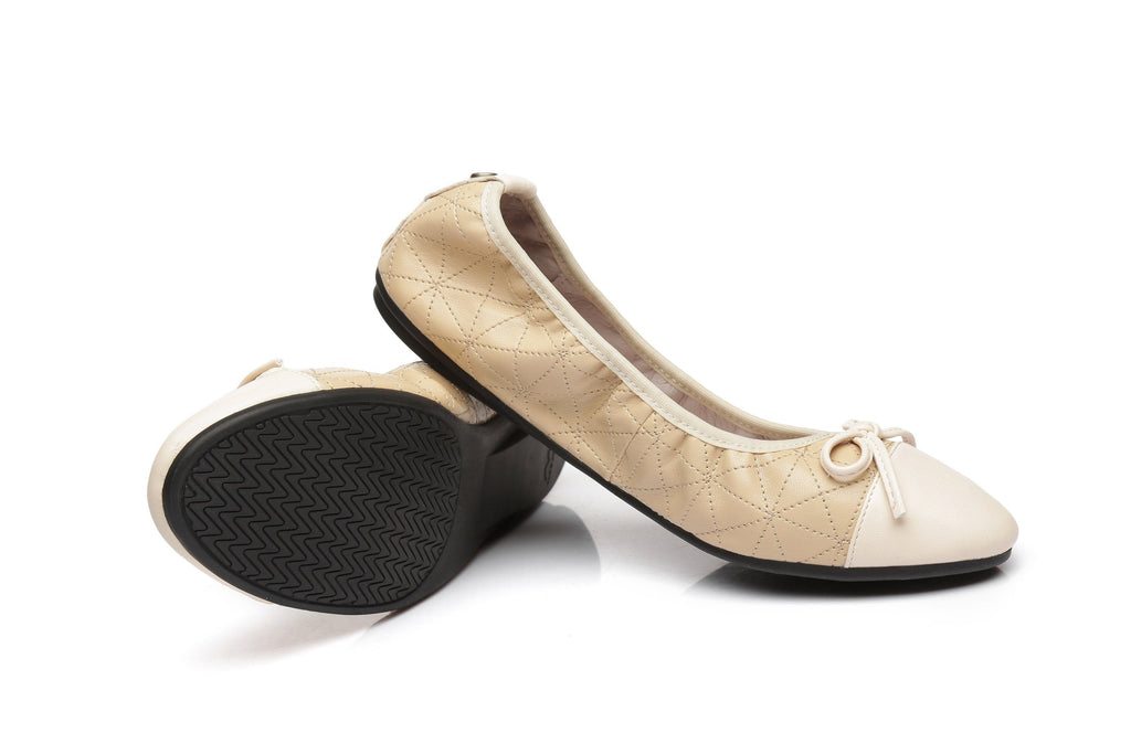 Women Flat Ballet Quicheshoes Vicky
