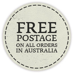 Free Postage within Australia & New Zealand