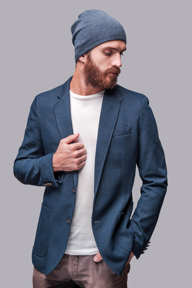 Ink Blue Blazer