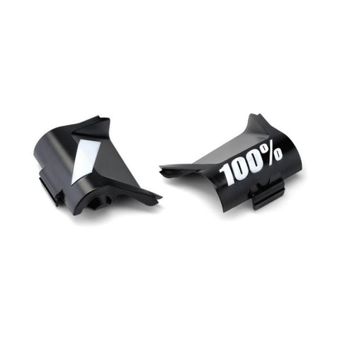 100%-spares 2018 100% Forecast Replacement Canister Cover Kit - Pair