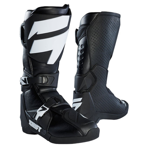 2017 Motocross Gear 2018 Shift MX WHIT3 LABEL Boots - Black
