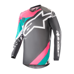 2018 Alpinestars Racer Limited Edition Indy Vice Jersey - Pink/Black