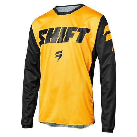2018 Motocross Gear 2018 Shift Youth MX WHIT3 LABEL Ninety Seven Motocross Jersey - Yellow