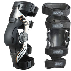 2019 POD K8 Carbon V2 MX Motocross Knee Braces - Pair