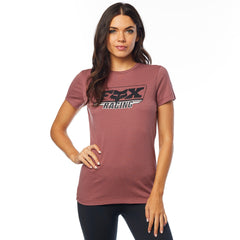 2019 Fox Retro Fox SS Women's Crew Tee - Rose