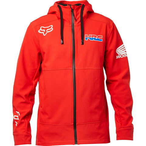 2019 FOX HRC Pit Jacket - Red