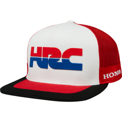 2019 FOX HRC Honda Snapback Cap -  Red/White/Blue