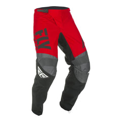 2019 Fly Youth F-16 MX Motocross & Enduro Pants - Red/Black/Grey