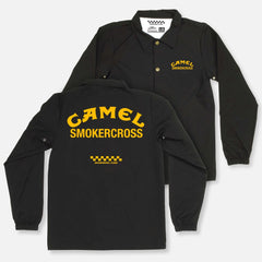 WeBig Camel Smokercross Coaches Jacket - Black