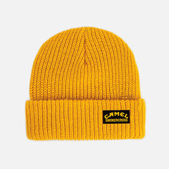 WeBig Camel Smokercross Beanie - Yellow